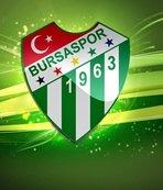 Bursaspor yasağı kaldırdı