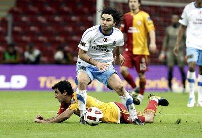 Galatasaray-Trabzonspor ( Süper Toto Süper Lig 28. Hafta )