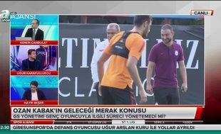 """""""Ozan Kabak İtalya'dan çıkmış olsa 25 milyon euro'ya alıcı bulurdu"""""""