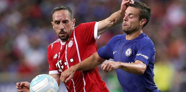 Bayern Münih, Chelsea'yi devirdi