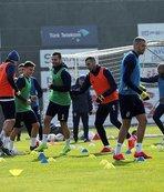 F.Bahçe Zenit maçı hazırlıklarına başladı