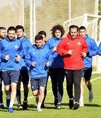 Antalyaspor Fenerbahçe maçının hazırlıklarına başladı