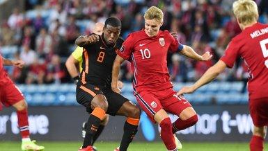 Norveç Hollanda: 1-1 | MAÇ SONUCU ÖZET