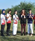 İşitme Engelliler Tekvando'da milli sporculardan 17 madalya