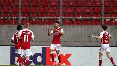 Arsenal-Benfica: 3-2 (MAÇ SONUCU-ÖZET)