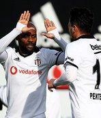 Beşiktaş'ı Quaresma coşturdu | Maç özeti
