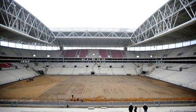 TT Arena (9 Ekim 2010)