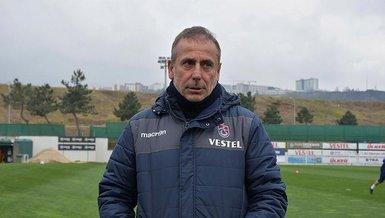 Trabzonspor'da Abdullah Avcı: Artık hata yok