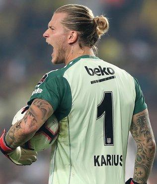 Beşiktaş'ta kaleye iki aday! Favori...