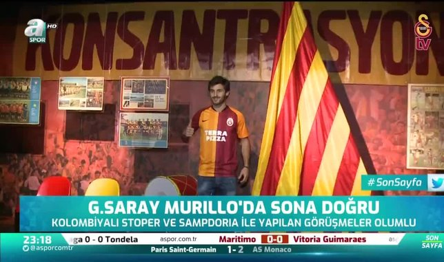 Galatasaray'da Murillo için geri sayım başladı!