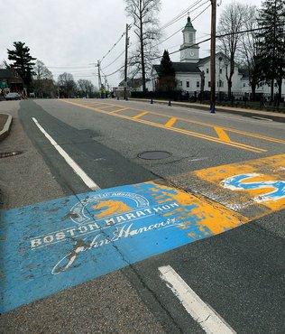 Boston Maratonu'na corona virüsü engeli!