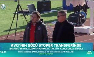 Abdullah Avcı'nın gözü stoper transferinde