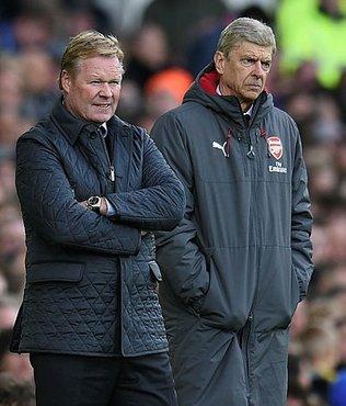 Everton'da Koeman ile yollar ayrıldı