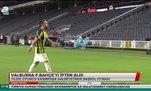 Valbuena Fenerbahçe'yi ipten aldı