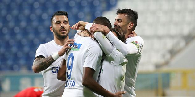 Kasımpaşa 2-0 Göztepe | MAÇ SONUCU