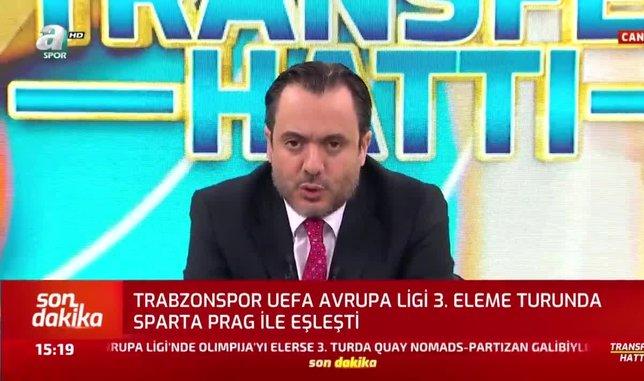 Trabzonspor Başkanı Ahmet Ağaoğlu'ndan kura değerlendirmesi