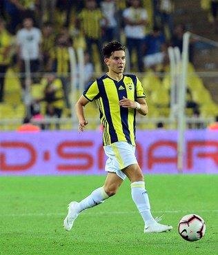 F.Bahçe'nin genç oyuncusu Ferdi'den harika gol!