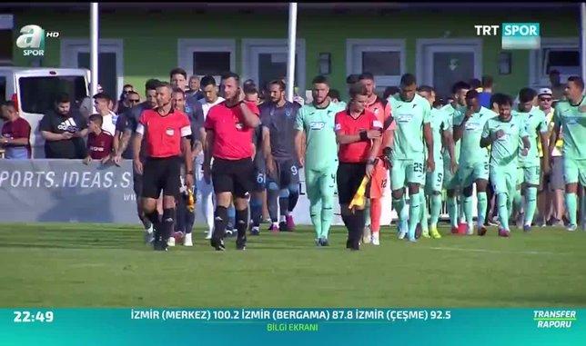 Hoffenheim 3-3 Trabzonspor   MAÇ ÖZETİ