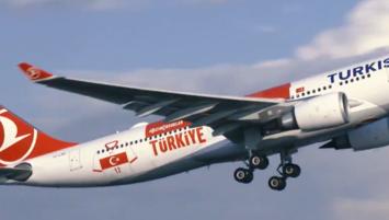Millilerimizi taşıyacak tarihi uçak göklerde!
