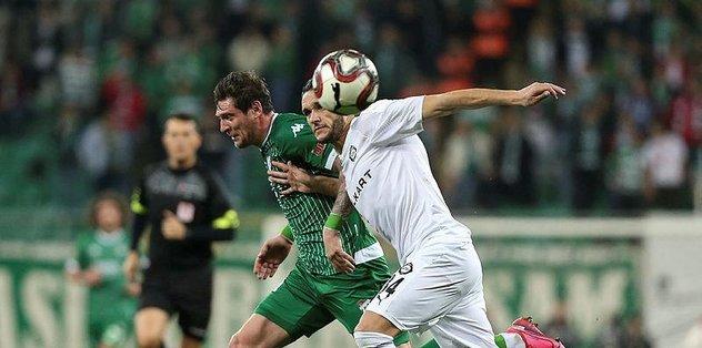 Bursaspor 2-2 Altay   MAÇ SONUCU