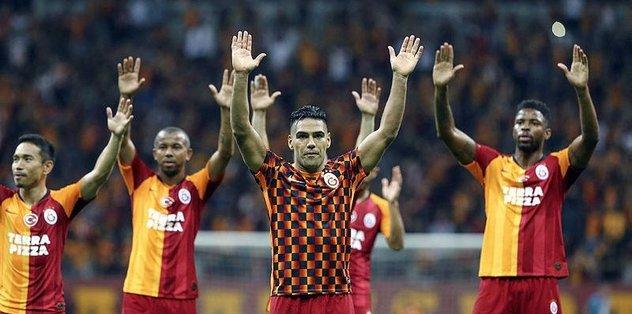 Galatasaray aslını buldu
