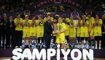 Kupa yine Anadolu'da