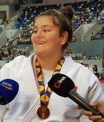 Manisalı Hilal Öztürk'ten EYOF'ta altın madalya