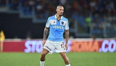 Son dakika Trabzonspor haberleri: Marek Hamsik büyülüyor