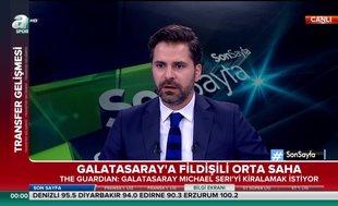 Galatasaray'a Fildişili orta saha | Video haber
