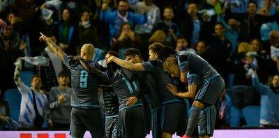 Celta Vigo bir adım önde