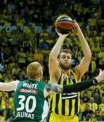 Fenerbahçe Beko Zalgiris deplasmanında