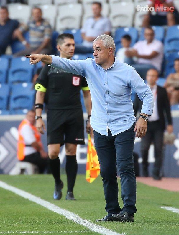 Başakşehir - Sivasspor maçından kareler...