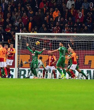 Galatasaray kalesini koruyamıyor!