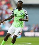 Trabzonsporlular Nijeryalı yıldızı mesaj yağmuruna tuttu