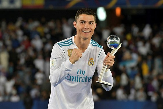 En çok UEFA yılın oyuncusu seçilen futbolcu