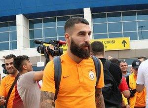 Galatasaraylı Jimmy Durmaz'dan flaş açıklamalar!