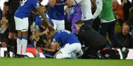 Everton'da Andre Gomes ameliyat edildi