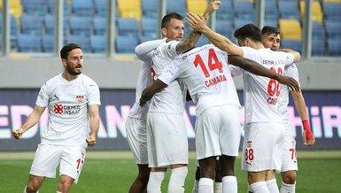 Sivasspor'dan müthiş dönüş