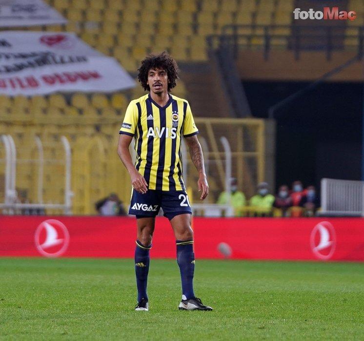 Son dakika transfer haberleri: Fenerbahçe'de Luiz Gustavo gidiyor milli yıldız geliyor!