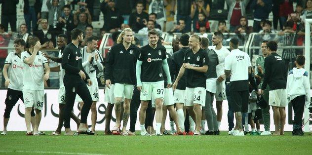 Loris Karius Beşiktaş'ın en istikrarlısı oldu
