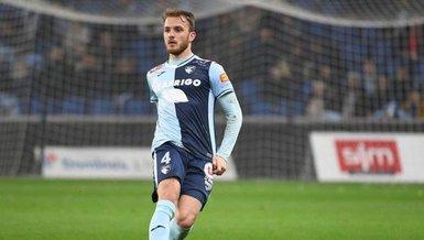 Milli futbolcu Ertuğrul Ertuğrul Ersoy: Le Havre'ye sıçrama yapmak için geldim