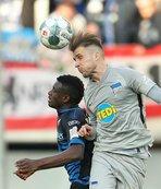 Hertha Berlin Paderborn'a acımadı