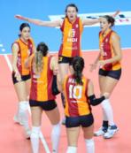 Galatasaray HDİ Sigorta Rusya deplasmanında