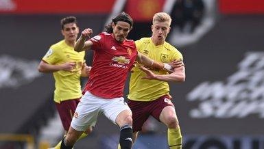 Manchester United Burnley   MAÇ SONUCU ÖZET