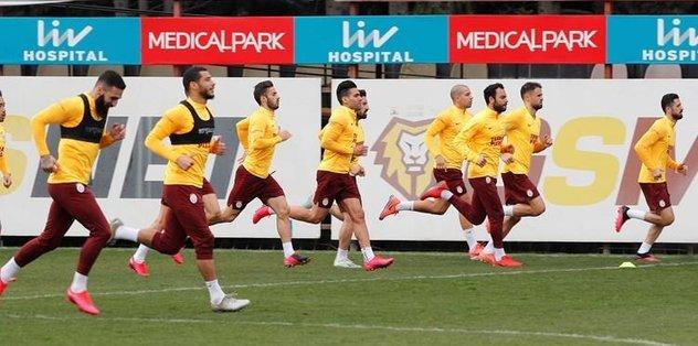 Galatasaray 12 Mayıs'ta topbaşı yapacak - topbaşı -