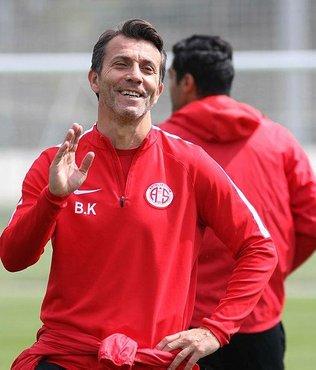 Antalyaspor Trabzonspor planını hazırladı