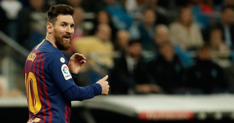 Arjantinli yıldız Lionel Messi'ye 'dokunmak' yasak!