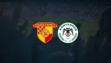 Göztepe - Konyaspor maçı ne zaman, saat kaçta ve hangi kanalda canlı yayınlanacak? | Süper Lig