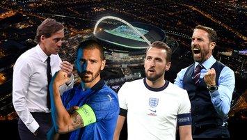 EURO 2020'de final zamanı! İşte dev maçın 11'leri