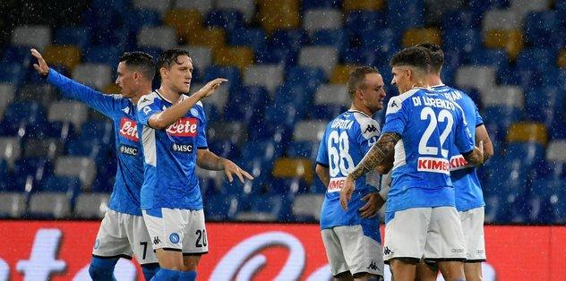 Napoli 3-1 Lazio | MAÇ SONUCU - Futbol -